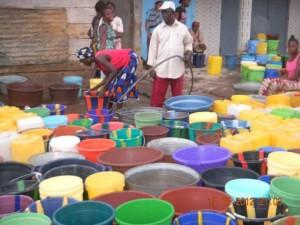 scénes de vie à Conakry