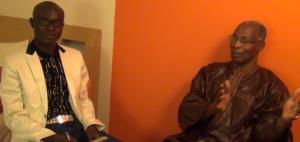 Entretien accordé à Sékou Keita de Guinéenews à Dakar